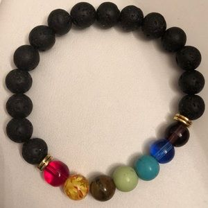 Chakra Bracelet with 7 Beautiful Balance Beads